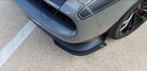 dfs front half splitters custom