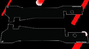 dfs side splitter