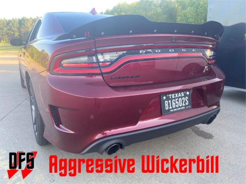 Charger Wickerbill