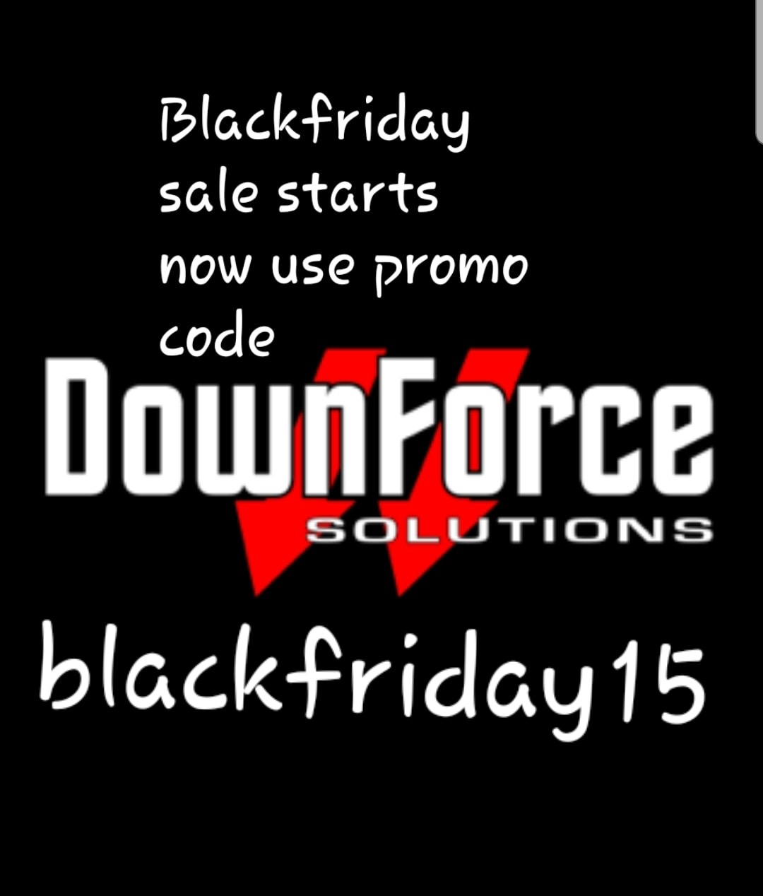 Black Friday Sales Event!! Blackfriday15