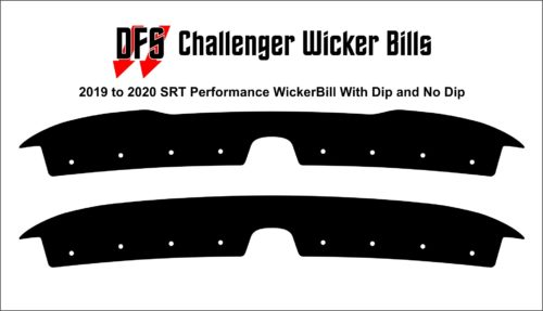 SRT Performance Wickerbill2