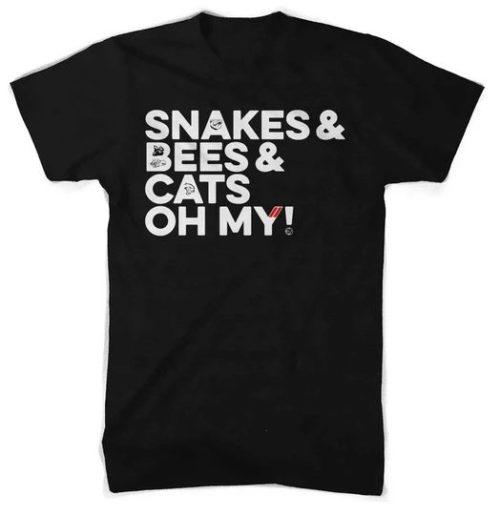 SnakesBees