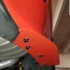 rear side splitters