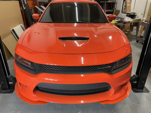 Charger Front Half Splitters