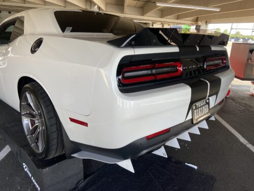 Challenger Diffuser