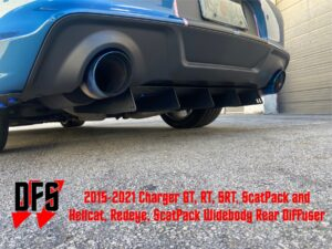 Charger Rear Diffuser